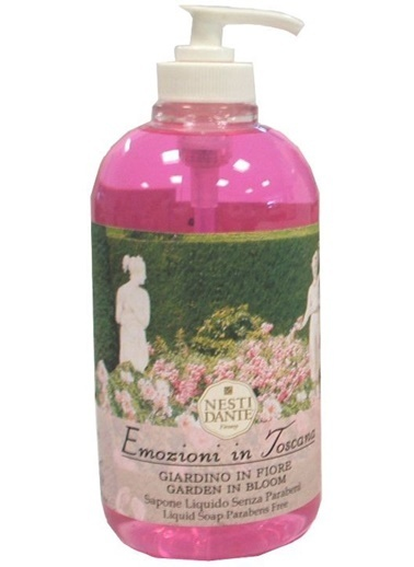 Nestidante Emozioni In Toscana Garden In Bloom Sıvı Sabun 500 ml Renksiz